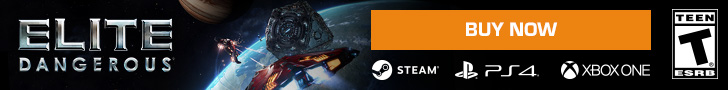 Elite Dangerous Buy Now Banner