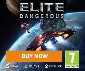Elite Dangerous Buy Now Banner