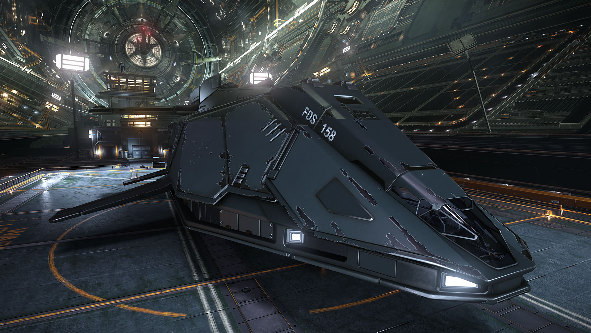 Elite Dangerous - Shipyard | Elite Dangerous