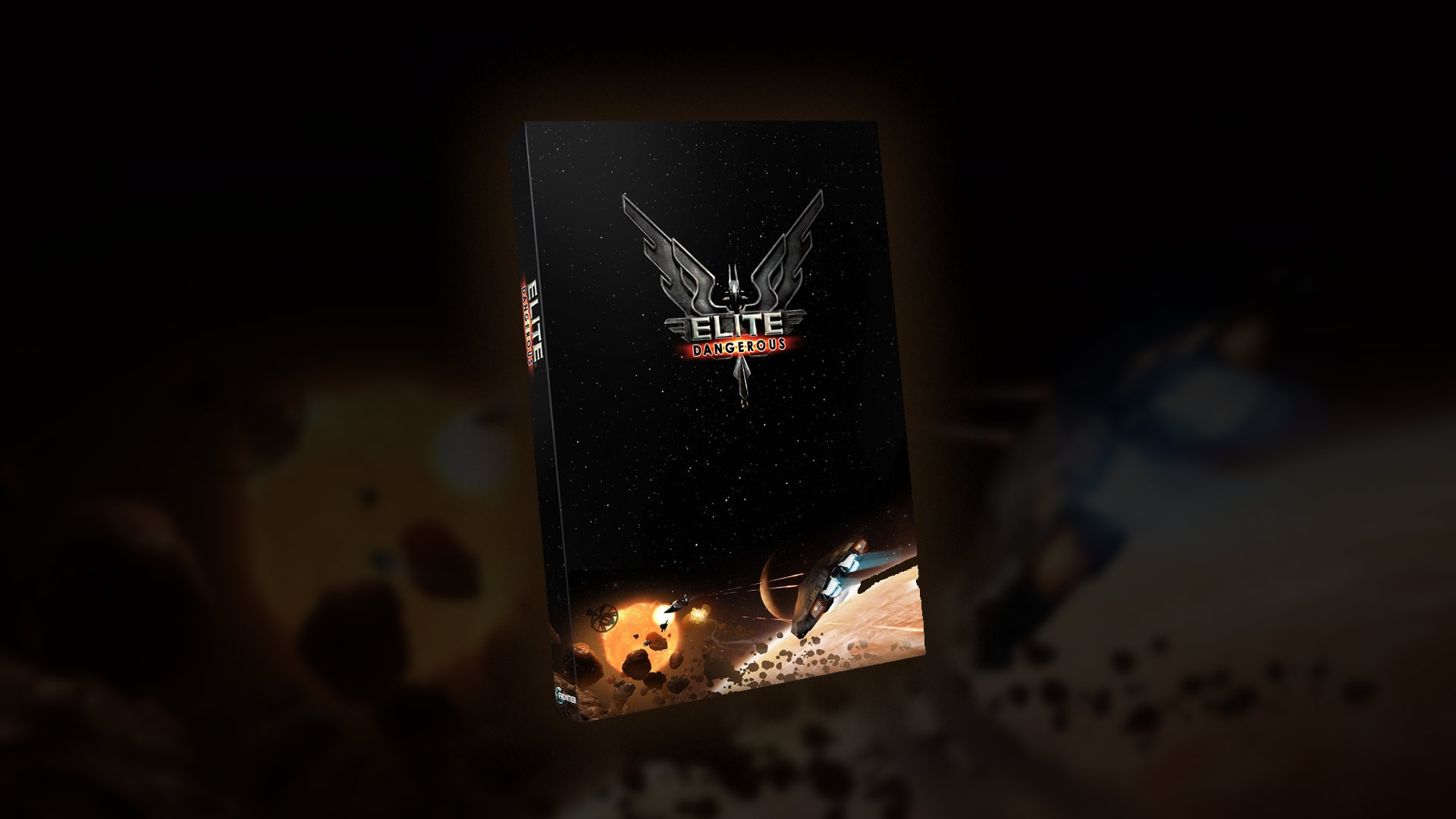 Elite Dangerous -  DVD Edition (PEGI)