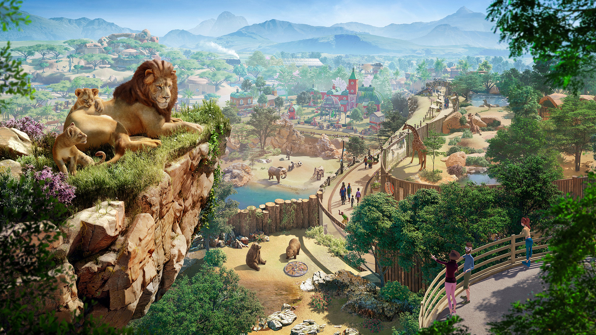 Planet Zoo - (Steam)